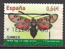 Spanien (2010)  Mi.Nr.  4476  Gest. / Used  (6ae14) - 1931-Today: 2nd Rep - ... Juan Carlos I