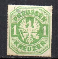 Col11   Allemagne Prusse  N° 23 Neuf X MH  Cote  35,00 Euros - Prussia