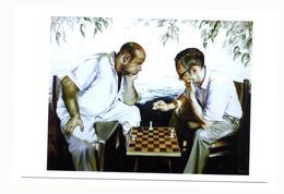 Jeu De Peinture Chess Club 2013 Filokartistov - Chess