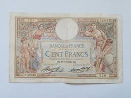 FRANCIA 100 FRANCS 1936 - 1871-1952 Anciens Francs Circulés Au XXème