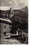 05 La Roche Des Arnauds N°4111 Vers Gap Veynes La Montée Vers L'Eglise Fontaine Linge étendu Abeil éditeur GAP - Gap