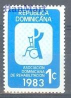 Dominican Republic 1983 Mi Zwa 84 MNH ( ZS2 DORzwa84 ) - Dominicaine (République)