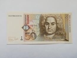 GERMANIA 50 MARK 1996 - [ 7] 1949-… : RFA - Rep. Fed. Tedesca