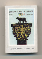 XVII OLIMPIADIA S.ROMA - Boites D'allumettes