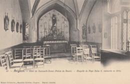 CPA - Avignon - Hôtel De Baroncelli Javon ( Palais Roure ) Chapelle Du Pape Jules II Restaurée En 1891 - Avignon