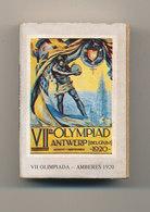 VII OLIMPIADA AMBERES - Boites D'allumettes