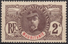 N° 2 - X - - Mauritanie (1906-1944)