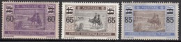Du N° 36 Au N° 38 - X - ( C 1412 ) - Mauritanie (1906-1944)