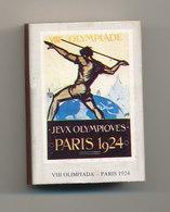 VIII OLIMPIADA PARIS - Boites D'allumettes