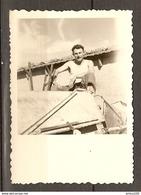 MILITARIA PHOTO ORIGINALE 11 NOVEMBRE 1957 ORLÉANSVILLE ALGÉRIE - MILITAIRE SOLDAT - Oorlog, Militair