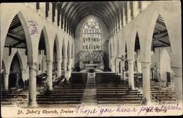 Cp Tralee Irland, St. John's Church - Irlande