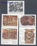 Vietnam 1998 Mi 2930-2934 MNH ( ZS8 VTN2930-2934 ) - Sculpture