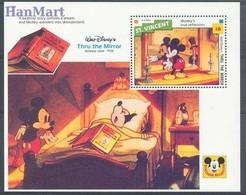 St. Vincent 1992 Mi Bl 252 MNH ( ZS2 SVNbl252 ) - Disney