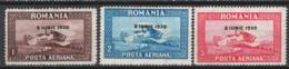 Romania 1930 Unif.A4A/6A */MH VF/F - Neufs