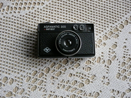 Appareil Photo AGFA Agfamatic 300 . Sensor  + Housse En Cuir - Appareils Photo