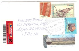 RACCOMANDATA X ITALY - Argentina