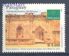 Paraguay 1998 Mi 4775 MNH ( ZS3 PRG4775 ) - Paraguay