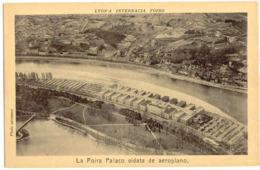 8 Postkartoj INTERNACIA FOIRO Lyon 1917. Esperanto. - Esperanto