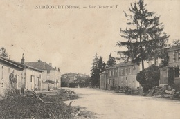 NUBECOURT  Rue Haute N°1 - France