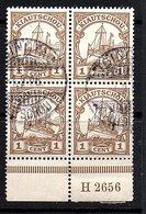 Hausauftragnummer H2656 Stempel 1.2.1906 (758) - Colonie: Kiautchou