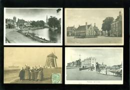 Mooi Lot Van 60 Postkaarten Van Nederland  Holland     - 60 Scans - Postkaarten
