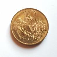France - Ve République - 10 Francs Stendhal 1983 Tranche A Superbe - Commemorative