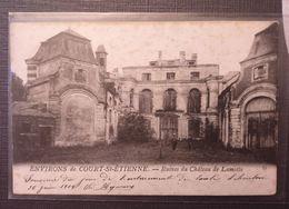 Court Saint Etienne / Bousval - Ruines Du Château De Lamotte - Court-Saint-Etienne