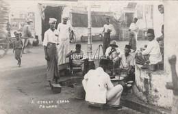 Malaysia  PENANG  Street Stall RP  Pg330 - Malaysia