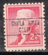 USA Precancel Vorausentwertung Preo, Locals California, Chula Vista 748 - Etats-Unis