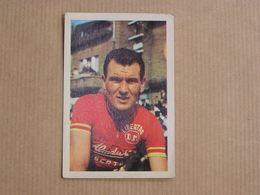 JAN VAN GOMPEL Belgique België Cyclisme Cycliste Coureur Vélo Racing Cyclist Wielrenner Chromo Trading Card Vignette - Autres