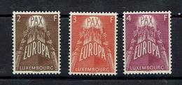 LUXEMBORG...1957..mh - Nuovi
