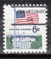 USA Precancel Vorausentwertung Preo, Locals California, Clarksburg 846 - Vereinigte Staaten