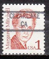 USA Precancel Vorausentwertung Preo, Locals California, Clearlake 841 - Vorausentwertungen