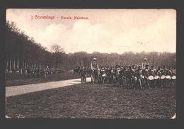 Den Haag / 's Gravenhage - Parade, Maliebaan - Soldaten / Militair - 1906 - Den Haag ('s-Gravenhage)