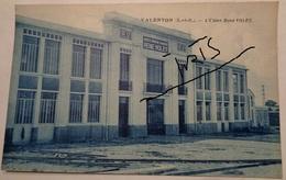 CPA-B131 - VALENTON - L'USINE RENE VOLET - Valenton