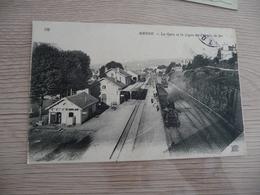 CPA 48 Lozère Mende La Gare TBE - Mende
