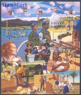 United Nations New York 2000 Mi Bl 19 MNH ( ZS1 UNNbl19 ) - Jobs