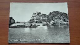 Ischia - Castello Con Scogli Di S.Anna - Napoli