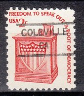 USA Precancel Vorausentwertung Preo, Locals California, Coleville 886 - Vorausentwertungen