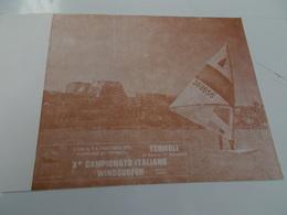 B710   Termoli Campobasso Campionato Italiano Windsurfer - Italia