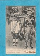Norodom, Roi Du Cambodge Et Le Prince. - Cambodia