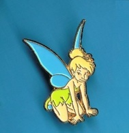 1 PIN'S  //   ** FÉE CLOCHETTE ** . (© Disney) - Disney
