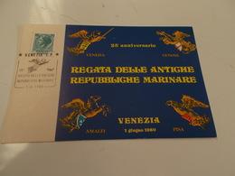 B710  Venezia Regata Repubbliche Marinare - Venezia