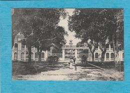 Cambodge. - Casernes De L'Infanterie Coloniale. - Saïgon. - Cambodia