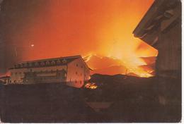 ETNA - RIFUGIO SAPIENZA - ERUZIONE 1983 - Italia