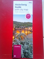 Heidelberg Guide With City Map - Geographical Maps