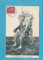 S. M. Sisowath, Roi Du Cambodge. - Cambodia