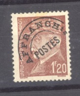 France  -  Préos  :  Yv  85  * - 1893-1947