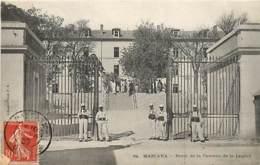 MASCARA PORTE DE LA CASERNE DE LA LEGION ETRANGERE - Algerien