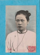 Cambodge. - Cochinchine - Femme De Mytho. - Cambodia